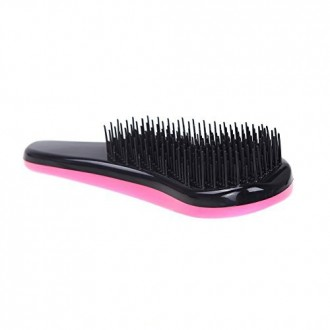 Kosee Beauty Detangling Hair Brush for Knots Extensions Wet Dry Hair Anti Frizz Wig Friendly Tamer Professional Salon Grip