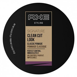 AXE Clean Cut Look Hair Pomade, Classic 2.64 oz, Pack of 3