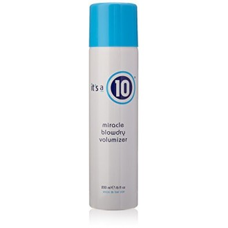 It's a 10 Miracle Blow Dry Volumizer, 6 Ounce